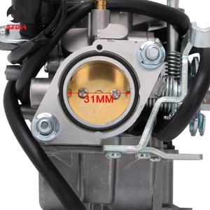 Image 5 - Carburador de motocicleta con Power Jet, para Majesty YP250 Linhai 250 Marquesa TK 250 ATV