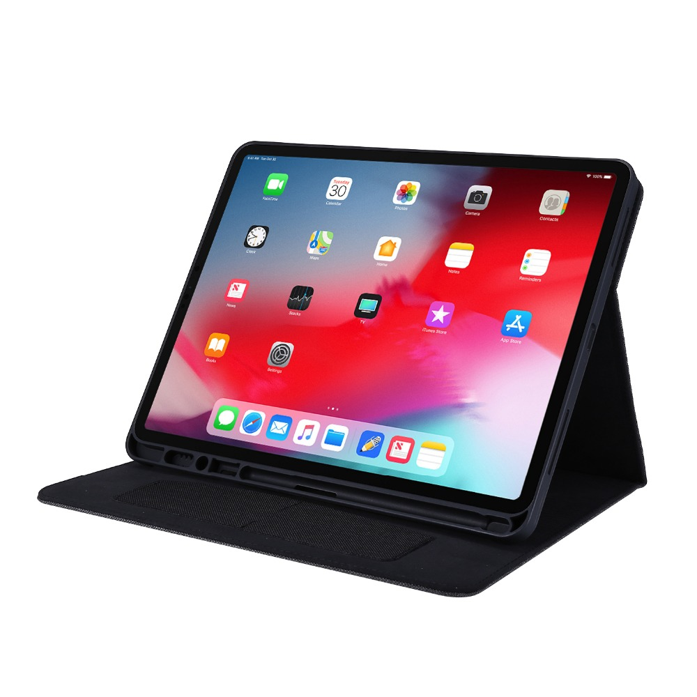 inch 12.9 Pro For Case 2020 With 4th Holder Pencil iPad Gen Pro Coque For iPad Tablet