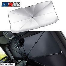 Car Mini Folding Sun Shade Umbrella Parasol for BMW G20 E92 E30 E34 X3 E83 E87 F25 X6 E71 F11 E46 COUPE E38 F22 F34 E61 E93 E65