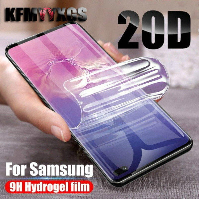 20D Hydrogel Soft Film For Samsung Galaxy A3 A5 A7 A8 A9 2018 Screen Protector For Samsung A6 A8 Plus A3 A5 A7 2017