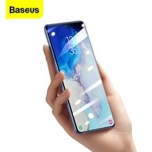 Baseus 2Pcs 0.25 millimetri Protezione Dello Schermo Per Samsung Galaxy S20 S 20 Ultra Copertura Completa di Protezione In Vetro Temperato Per samsung S20 + S20