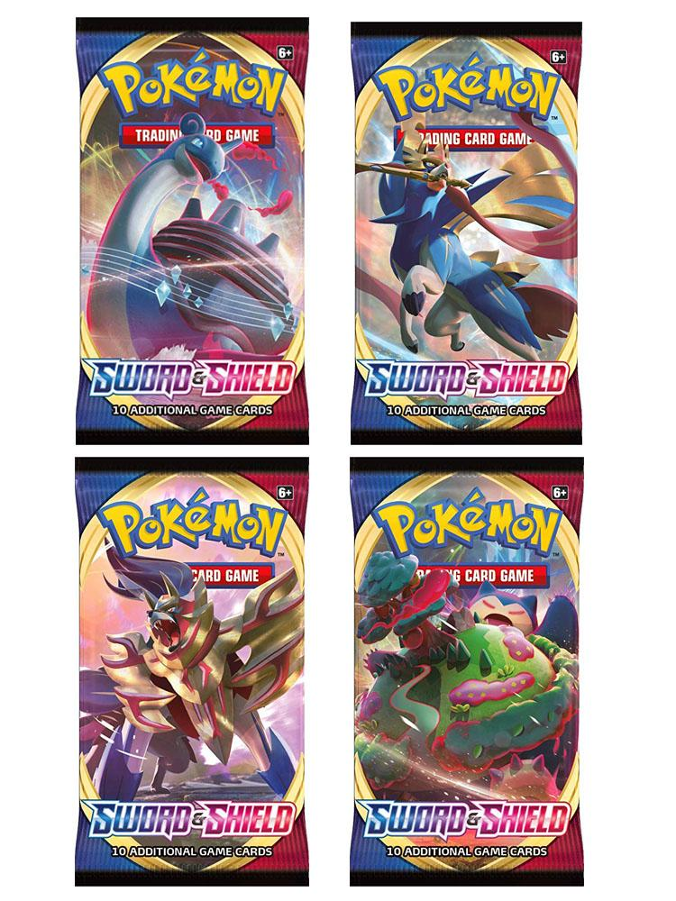 TAKARA TOMY Pokemon Cards TCG: Sun & Moon Lost Thunder Booster 162pcs/Box Collectible Trading Card Game Kids Toys Gift