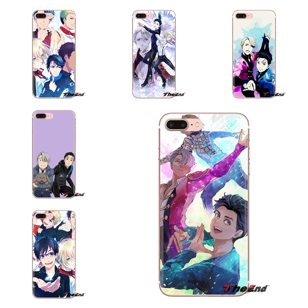 Us 092 Yuri On Ice Anime Wallpaper Phone Bag Case For Iphone Xs Max Xr X 4 4s 5 5s 5c Se 6 6s 7 8 Plus Samsung Galaxy J1 J3 J5 J7 A3 A5 In Fitted