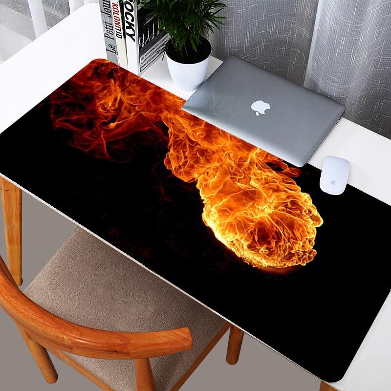 Баскетбол художественный дизайн по индивидуальному заказу большой расширенной Мышь игровой коврик коврики Мышь pad клавиатура Настольный коврик Размеры 300mmX800mm-1