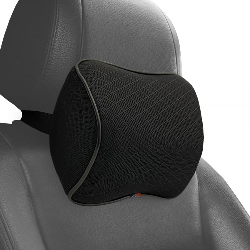 Car Headrest Neck Pillow Auto Seat Head Support Cushion Automobiles Seat Rest Massage Pillows Under The Neck In The Car