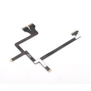 Image 3 - Rulo kol alüminyum dirsek şerit düz kablo Flex DJI Phantom 3 için Adv Pro 3A 3P Drone Gimbal yedek parçaları tamir aksesuar