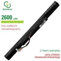 Golooloo AL15A32 bateria Do Portátil para ACER Aspire E5-422G E5-472G E5-473G E5-522G E5-532G E5-573G E5-722G V3-574G E5-422 E5-472