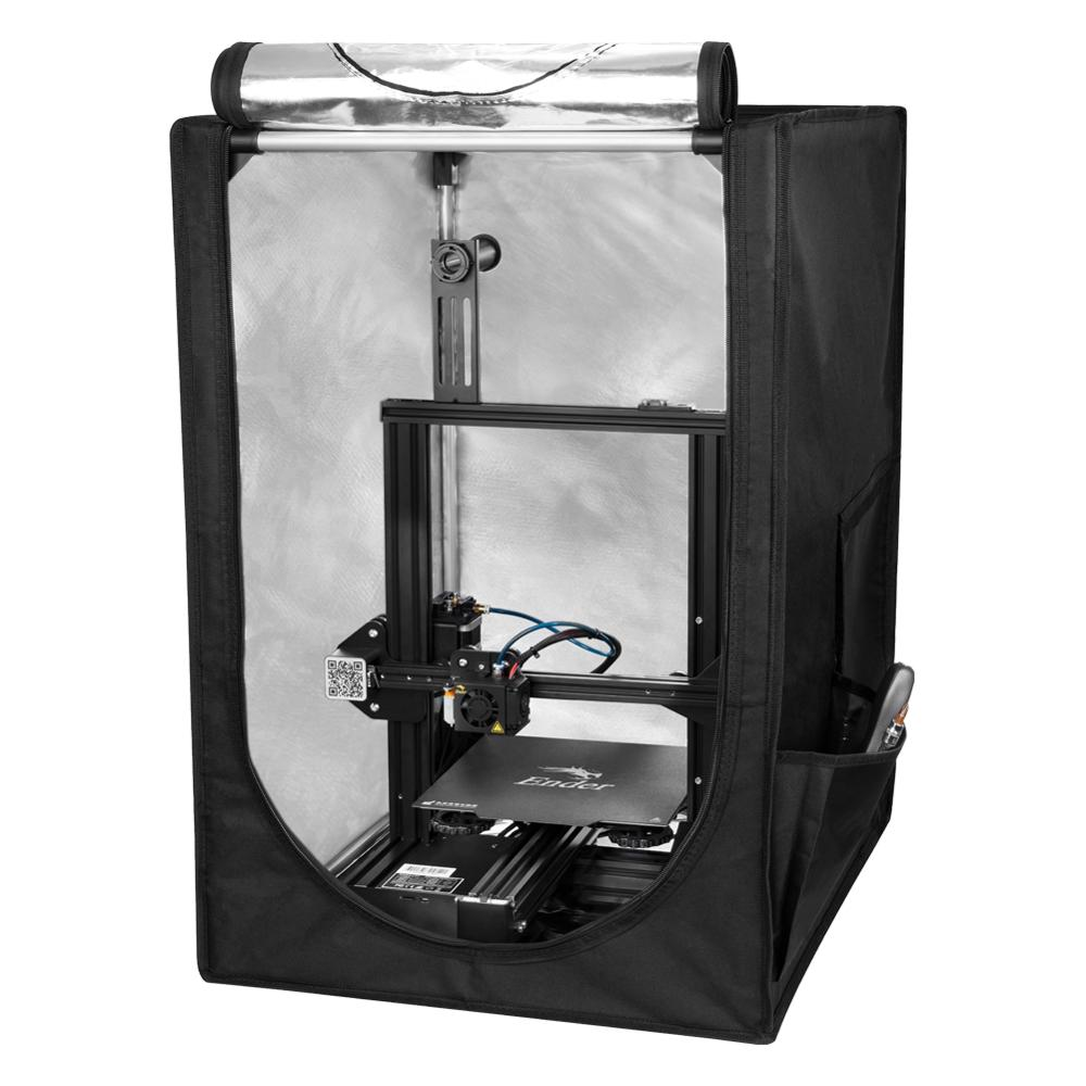 3d-Printer Enclosure Safe CREALITY Ender-3 Cr-10 v2 Plus Quick Easy-Installation  title=