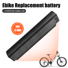 Ebike Spare-Extra-Battery 48V LG for The 26inch And