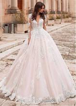 Waulizane Custom Made Link Of Wedding Dresses Of According To Cutsomer #8217 s Request Please Contact Us cheap V-neck Sleeveless Embroidered Organza and Tulle Sweep Brush Train Floor-Length zipper REGULAR Beading Sequined Embroidery