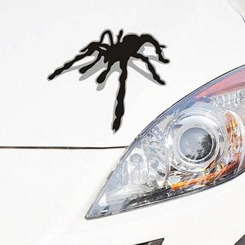 New 3D Spider Scorpion Lizard Crawling Car Sticker scratch cover for Vehicle Truck Window Hood Decal Gift Auto Decor Accessories image
