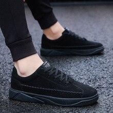 Spring And Summer Korean Fashion Men's Shoes Fashion Increas