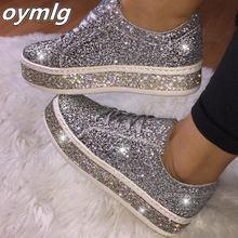 Женские кроссовки с вулканизированной подошвой серебристые на