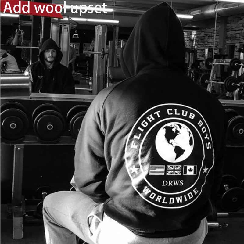 2018 мужская толстовка с капюшоном буквенным принтом в стиле хип хоп пуловер