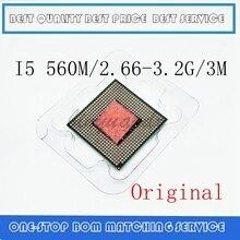 I5 560M Processore I5 560M Cpu Del Computer Portatile Del Computer Portatile PGA988 Notebook Cpu Del Computer