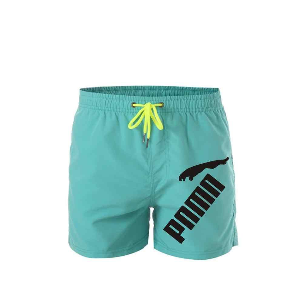 2020 ماركة السباحة جذوع جديد الرجال سريعة الجافة مقاوم للماء ملابس السباحة السراويل ملابس سباحة رجالي Sharkskin ملابس السباحة الرجال ملابس السباحة