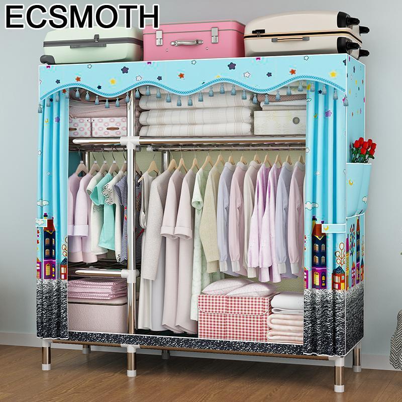 Chambre Home Furniture Armadio Guardaroba Meble Garderobe Armario Ropa font b Closet b font Cabinet Mueble