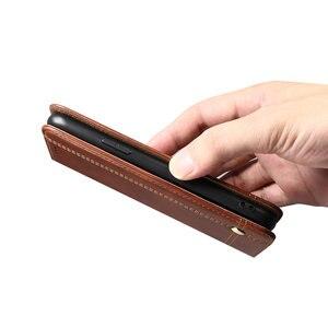 Image 3 - Redmi 9C Flip Case Red Mi 9 A C C9 Phone Cover 360 Protect Leather Shell for Xiaomi Redmi 9C Case Luxury Wallet Funda Redmi 9A