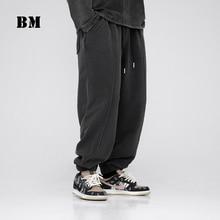 Sports-Trousers Sweatpants Jogging-Pants Harajuku Streetwear Korean Casual for Men Spring