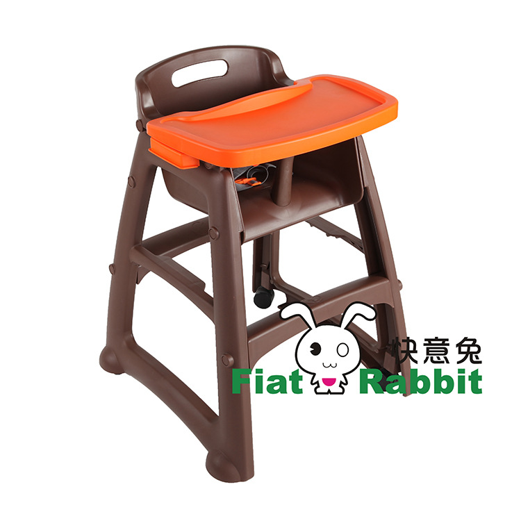 Baby Dining Chair Multi-function Children's Dining Table Chair Portable Folding Baby Eating Seat With Plate