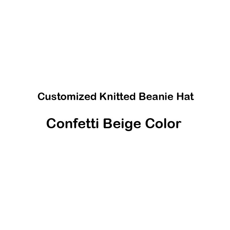 Customized Winter Hat