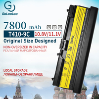 9Cell 7800mAh Battery For Lenovo ThinkPad W520 L420 L510 L512 L520 SL410 L410 L412 L421 SL510 T410 T410i T420 T510 T520 Edge 14