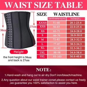 Image 5 - נשים של קלסרים והמעצבים הרזיה גוף Shapewear נשים לטקס מותניים מאמן ההרזיה נדן בטן מחוך ירידה במשקל