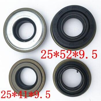 Free Shipping 3pcs 25X41X9.5 3pcs 25X52X9.5 25*41*9.5 25*52*9.5 Gasoline Engine cultivator oil seal