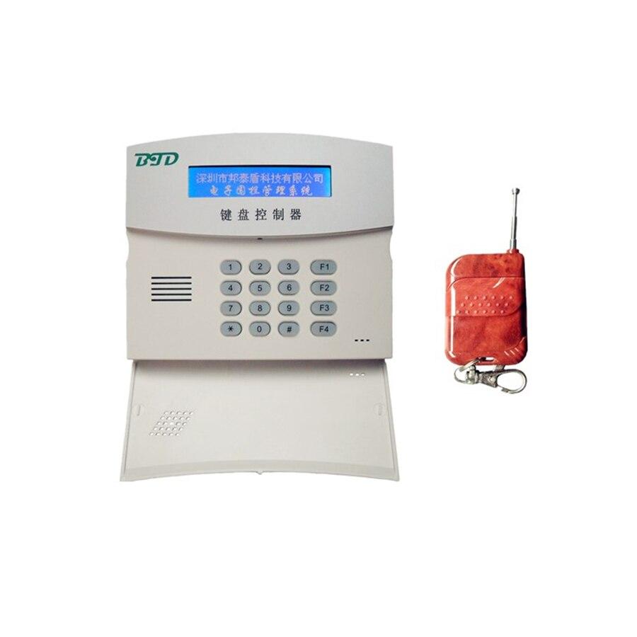 Güvenlik ve Koruma'ten Alarm Klavye'de Kablosuz uzaktan tuş takımı akıllı elektrikli çit alarm sistemi elektrikli çit energiser title=
