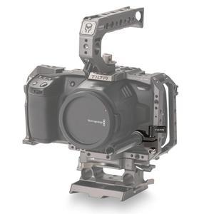 Image 3 - Tilta TA SRA 15 G 15mm צד יחיד מוט בעל מוט מתאם עבור Tilta bmpcc 4k 6K כלוב TILTA gh5 כלוב A7 כלוב 5d כלוב