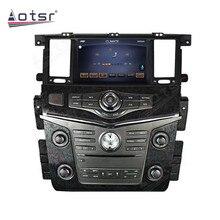 Для Nissan Patrol Y62 для Armada 2016-2020 Android радио магнитофон магнитофон автомобиль мультимедиа плеер стерео головное устройство GPS Navi PX6 аудио