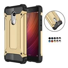 Phone case for redmi 7a Deluxe PC hard shell xiaomi note 7redmi 6a all-inclusive anti-drop tpu+Pc 2-in-1 phone