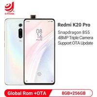 Global Rom Xiaomi Redmi K20 Pro 8GB 256GB Snapdragon 855 Octa Core 4000mAh Pop up Front Camera 48MP Rear Camera Smartphone
