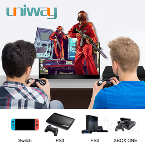 Image 4 - Uniway 15.6 portable monitor 1080 IPS screen USB Type C HDMI display for PC laptop Ps4 Switch Xbox gaming monitor