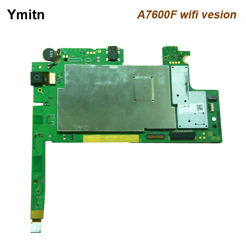 Ymitn Electronic Panel Mainboard Motherboard Circuits With Firmwar For Lenovo Tablet A7600 A7600F A7600-F WIFI Version