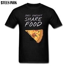 Elegantes T camisas Joey comida amigos TV Show Cool Camisetas Hombre de manga corta Cuello de camisa cómodo hombre cuello Vintage camiseta caliente 2019