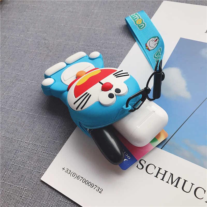 Kinder Handtasche Mini Cartoon Umhängetasche Einfache Kleine Platz Beutel Kinder Alle-Spiel Schlüssel Geldbörse Nette Prinzessin Kawaii brieftasche