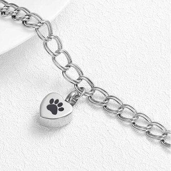 Heart  Paw  bracelets 2