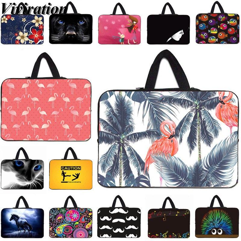 Women Fashion Handbag 12 17 Laptop Sleeve Case For Xiaomi Lenovo Yoga 530 Dell HP 13 15 13.3 10.2 11.6 14 Notebook Computer Bag