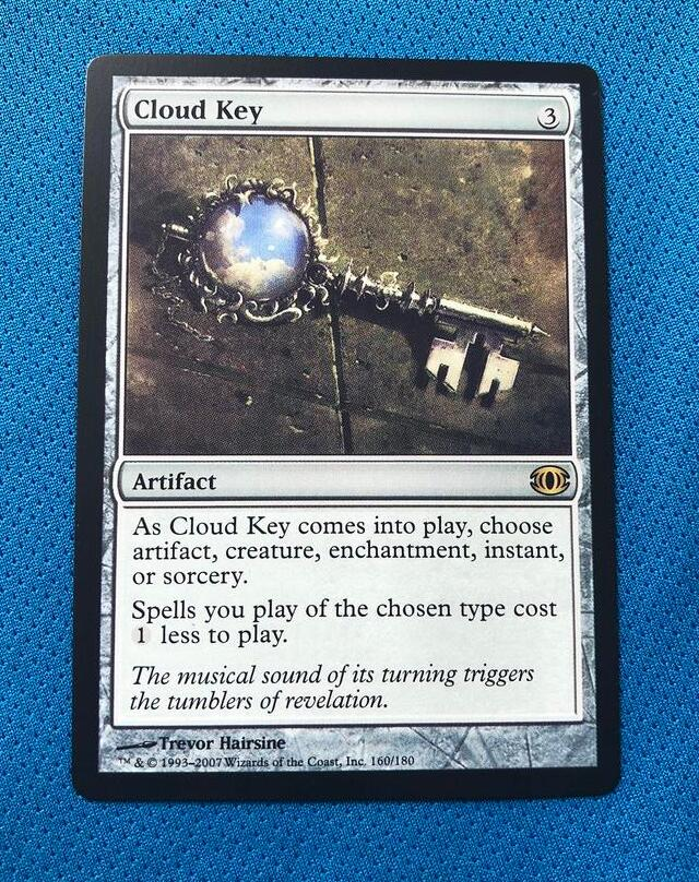 Cloud Key	 FUT (Future Sight) Magician ProxyKing 8.0 VIP The Proxy Cards To Gathering Every Single Mg Card.