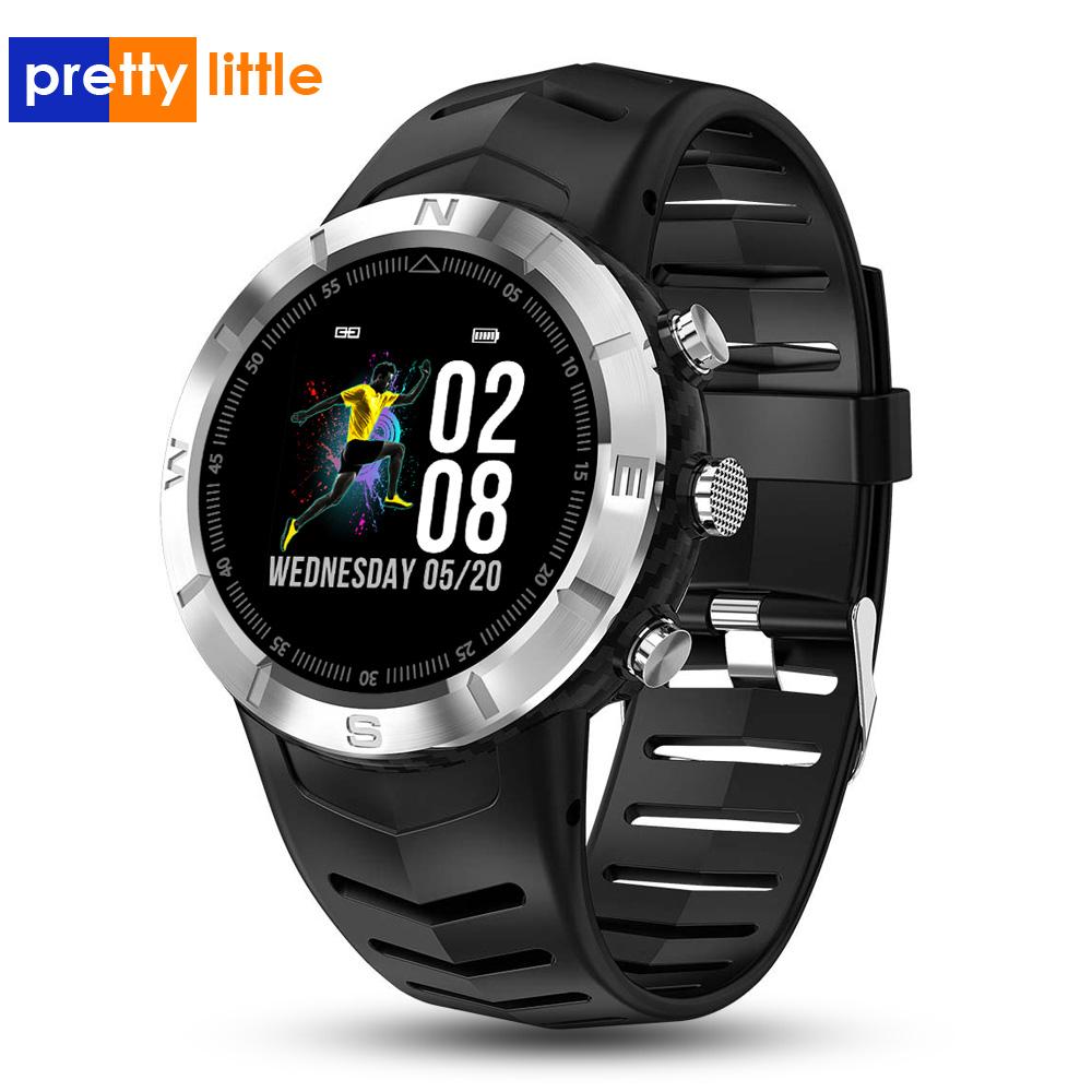 DT08 Round Touch Screen Sport Smart Watch HRV Detection IP67 Waterproof Heart Rate Monitor Smartwatch Men Outdoor