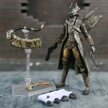 "Game Bloodborne Hunter 6"" Action Figure 1/12 15cm Figures KOs FGM 367 MF Masaki APSY Doll Toys Model Figurine"