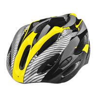 Capacete de bicicleta ultraleve in-mold ciclismo capacete com viseira respirável estrada montanha mtb capacete da bicicleta ao ar livre