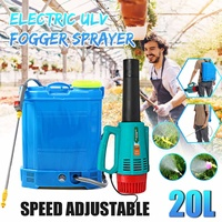20L Electric Sprayer Intelligent Agricultural Pesticide dispenser Garden equipment 220V Rechargeable Lead acid battery