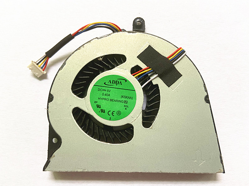SSEA New CPU Cooling Cooler Fan for Lenovo B5400A-ITH IFI B50-70A M5400 B5400 M4500 laptop