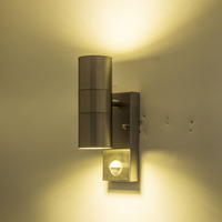 Waterproof IP65 Motion Sensor Porch Wall Lamp Home Sconce Indoor Decoration wall light led