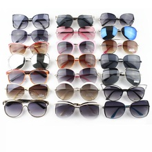 Cubojue 10 Pcs/lot Wholesale Sunglasses Women Fashion Sun Gl