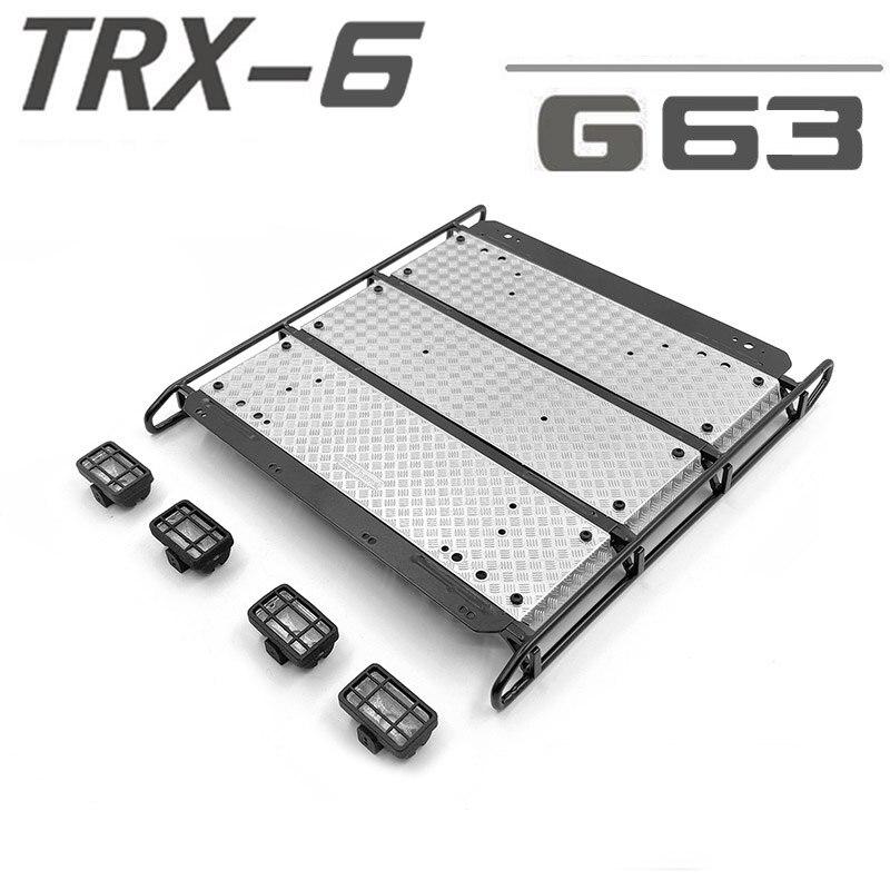 Image 3 - 金属用の荷物ラック TRAXXASPARTS TRX 6 63 rc 部品パーツ & アクセサリー   -