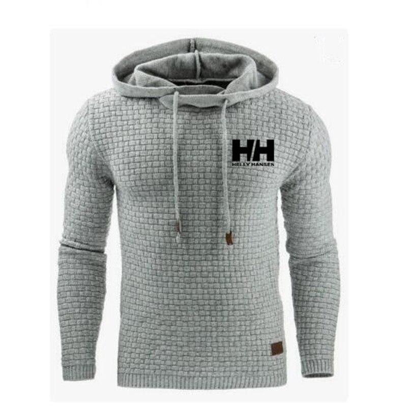 New Fashion Hoody Mens Pullover HH Printed Men Hoodies Sweatshirts Casual Sportswear Coat Hooded Sweatshirt