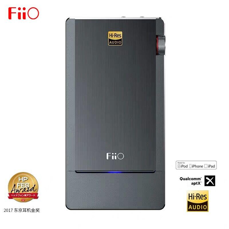 Fiio q5s tipo c ak4493eq bluetooth 5.0 amplificador de auscultadores amp usb c dac thx dsd decodificador de alta fidelidade para iphone pc android com am3d